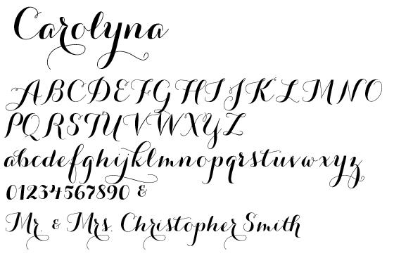 Carolyna Font