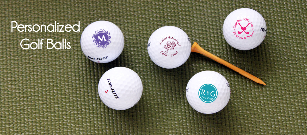 Golf Ball Wedding Collection Themes